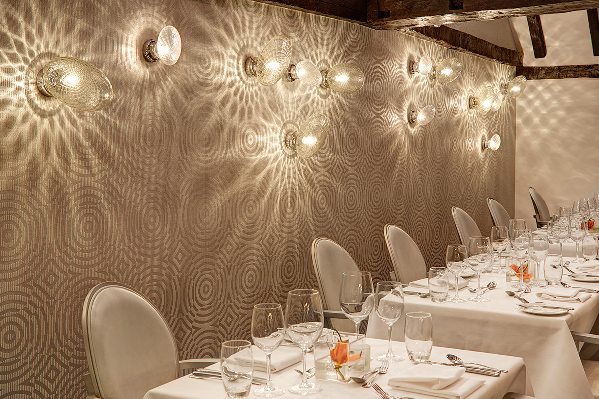 The Hengist by award winning interior designers London Image