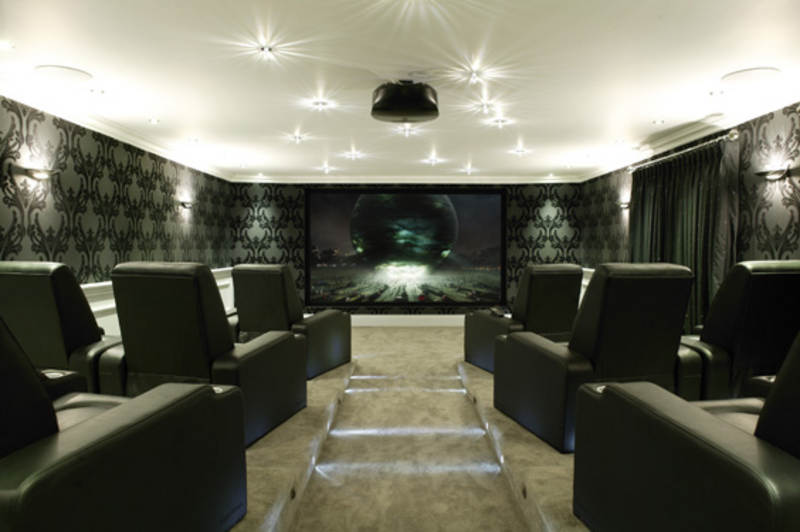 Home Cinema Design Image