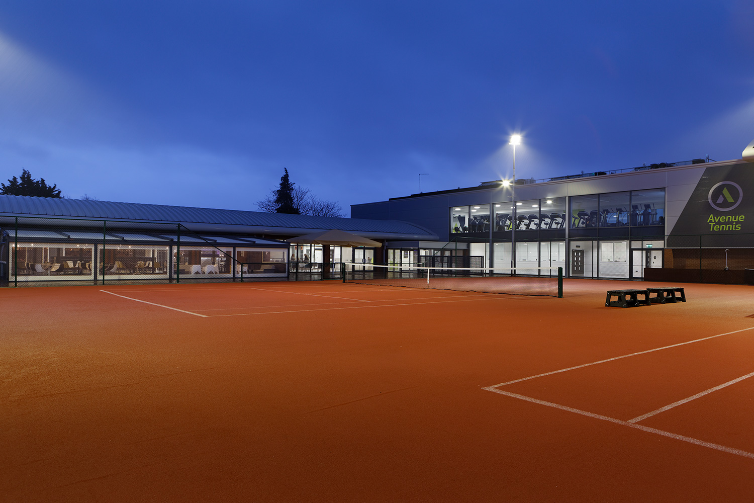 Avenue Tennis Image