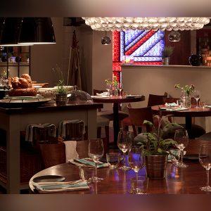 Basic Rules For Restaurant Lighting