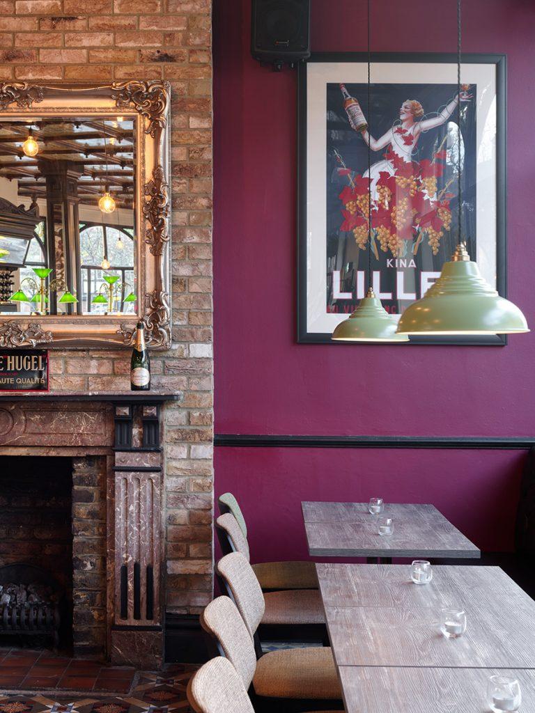 Cork And Bottle Hampstead Heath Image